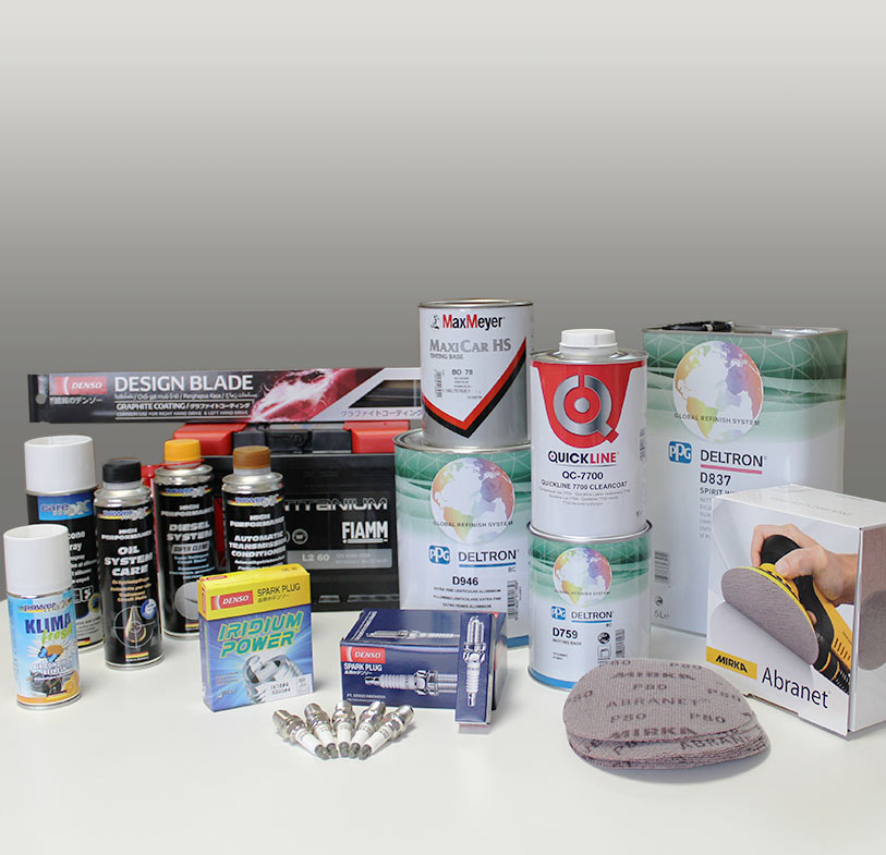 Leal distribution - Our Brands